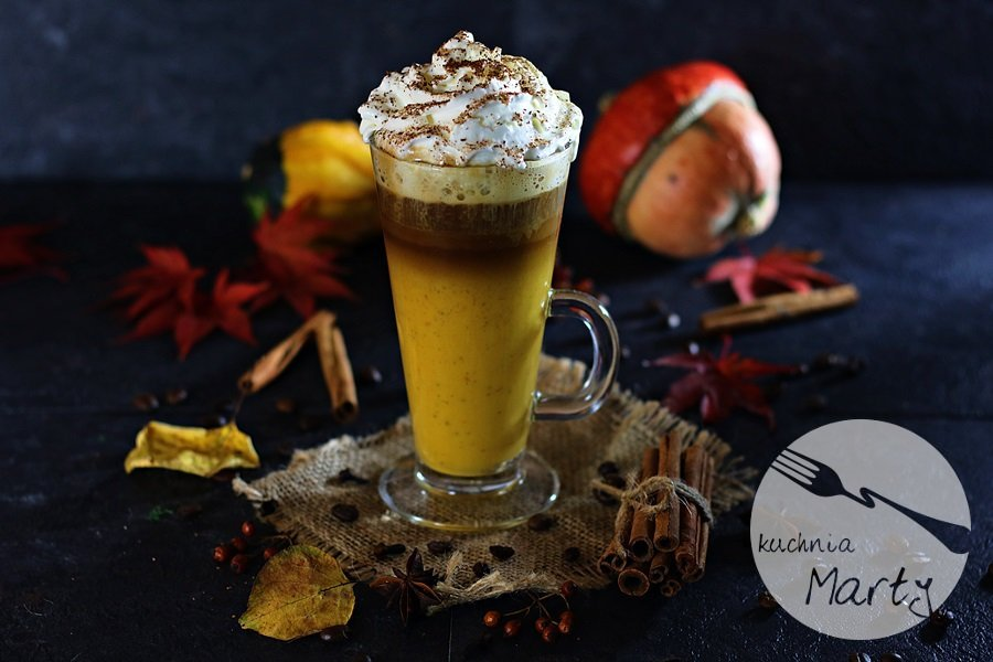 4681 - Dyniowe Latte czyli Pumpkin Spice Latte