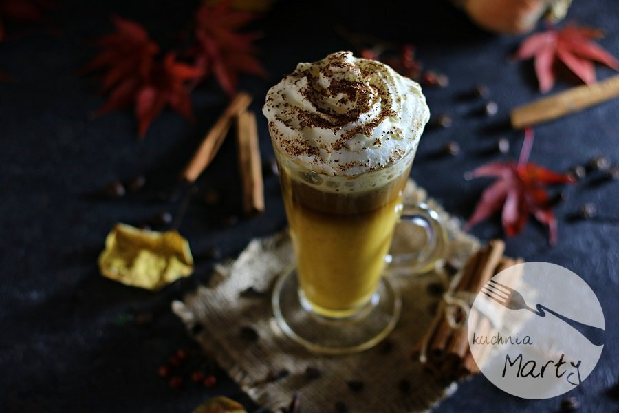 4704 - Dyniowe Latte czyli Pumpkin Spice Latte