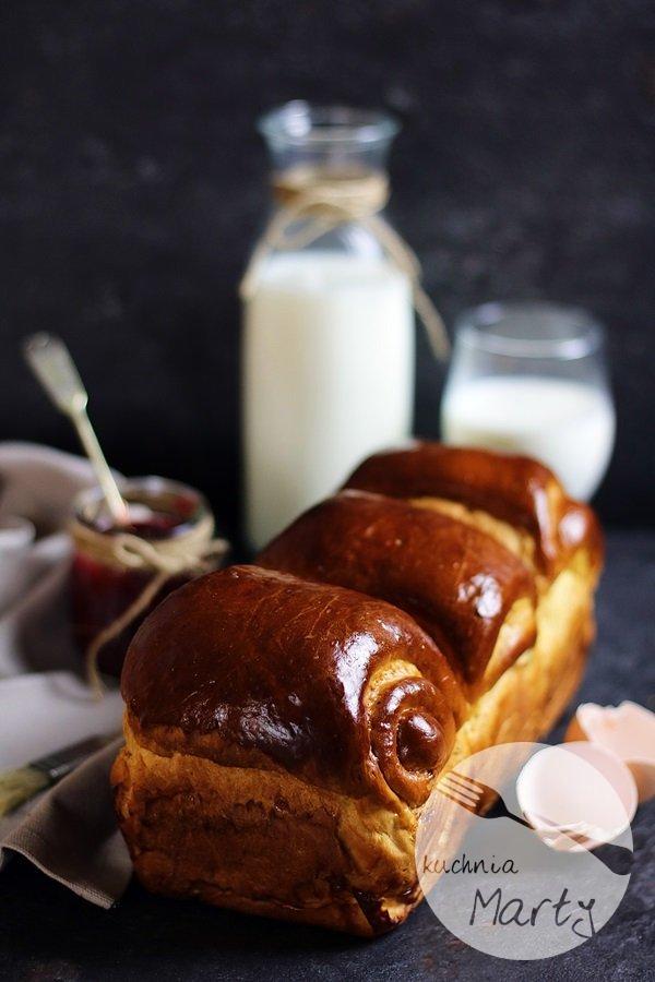8021 - Mleczny chlebek