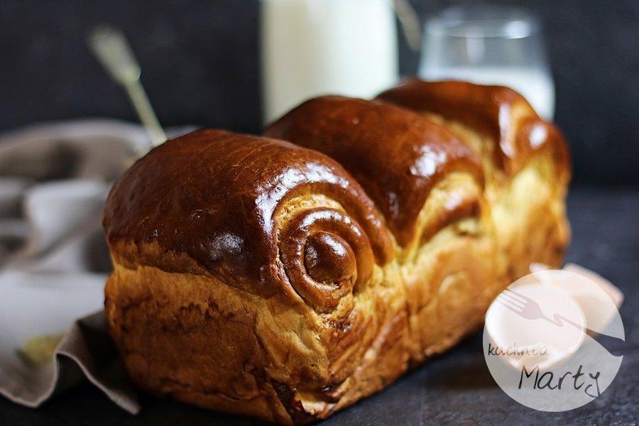 8026 - Mleczny chlebek