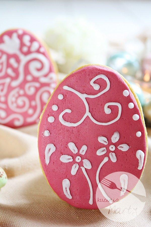 8192 - Wielkanocne ciasteczka cytrynowe