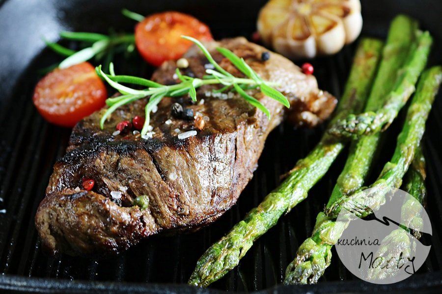 2757.900 - Grillowany Stek z polędwicy wołowej