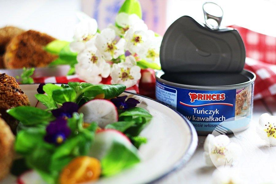Kotleciki ryżowe z tuńczykiem