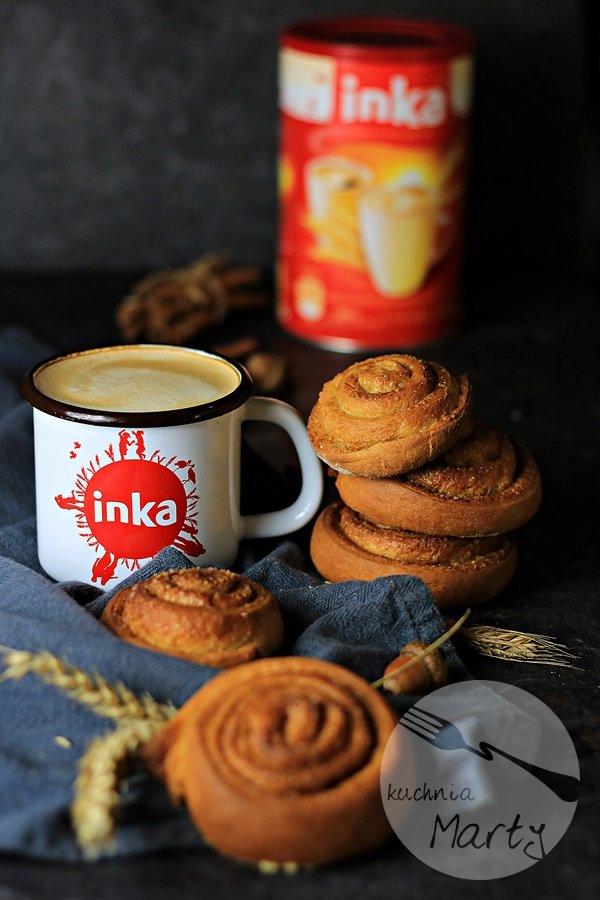 5981 - Cynamonowe bułeczki z kawą