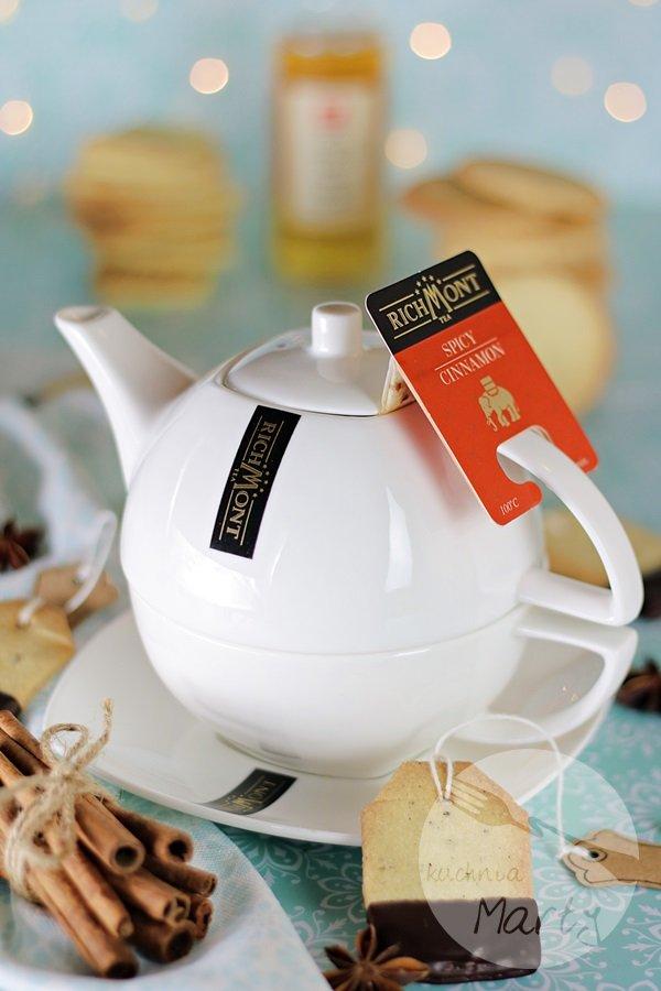 6954 - Kruche ciasteczka z herbatą