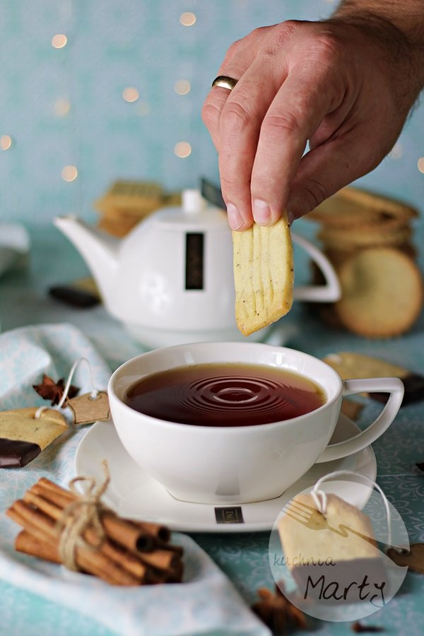 7122 - Kruche ciasteczka z herbatą