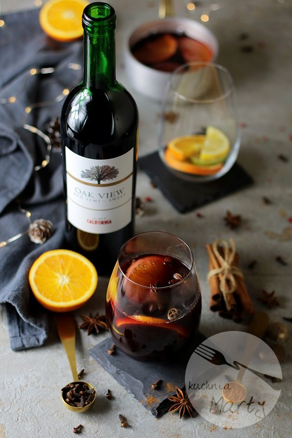 0743 - Idealne grzane wino