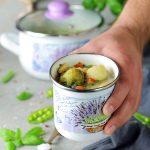 Wiosenna zupa Minestrone
