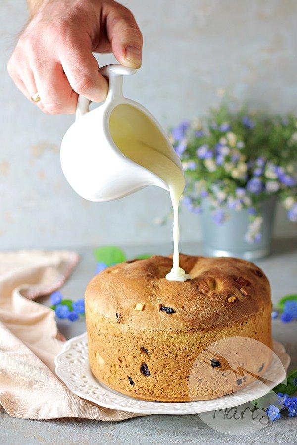 7882 - Drożdżowe ciasto Wielkanocne