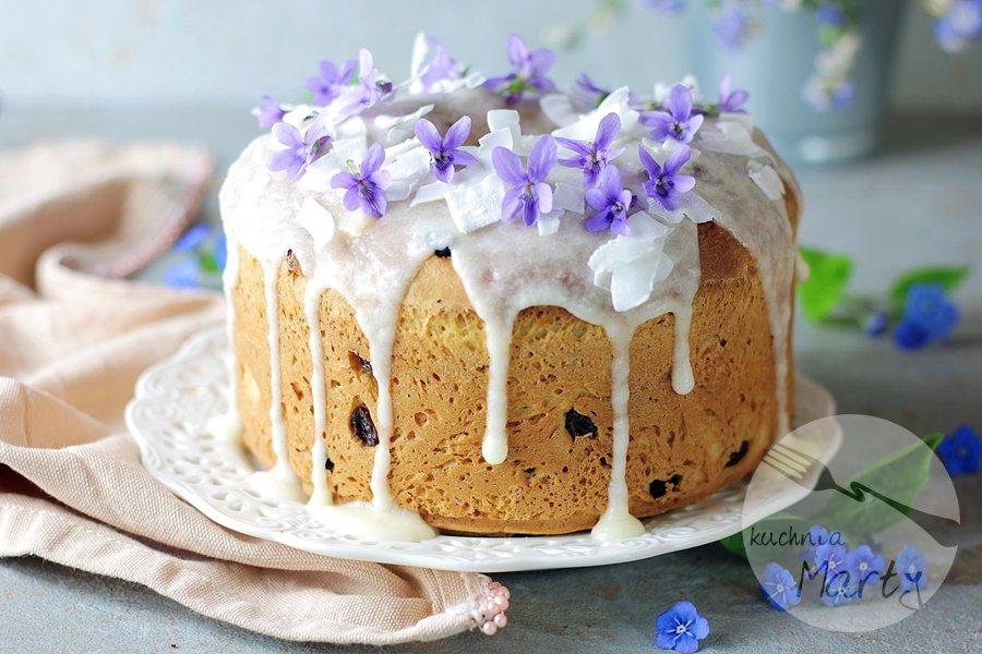 7903 - Drożdżowe ciasto Wielkanocne