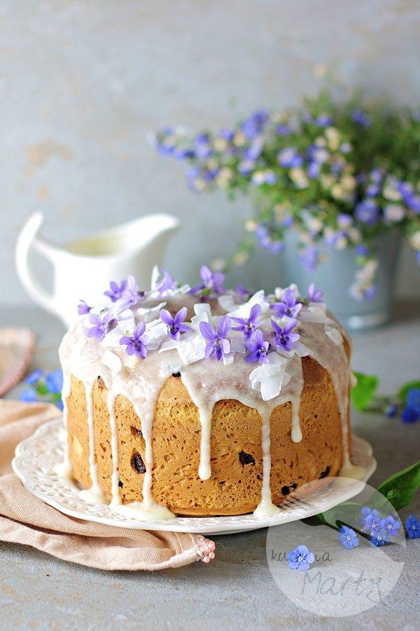7919 - Drożdżowe ciasto Wielkanocne