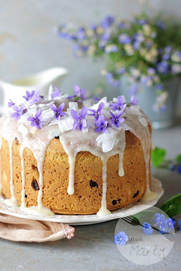 7921 - Drożdżowe ciasto Wielkanocne