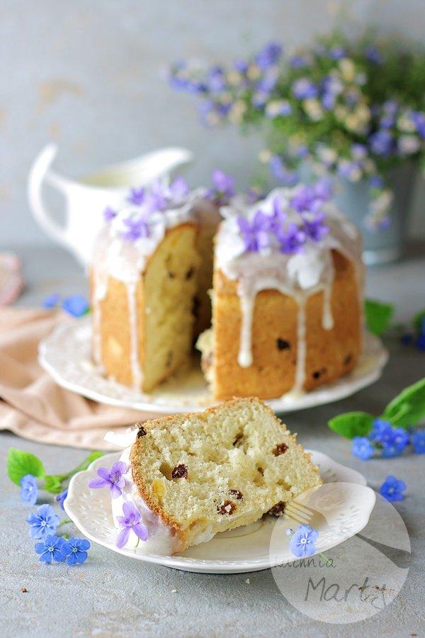 7957 - Drożdżowe ciasto Wielkanocne