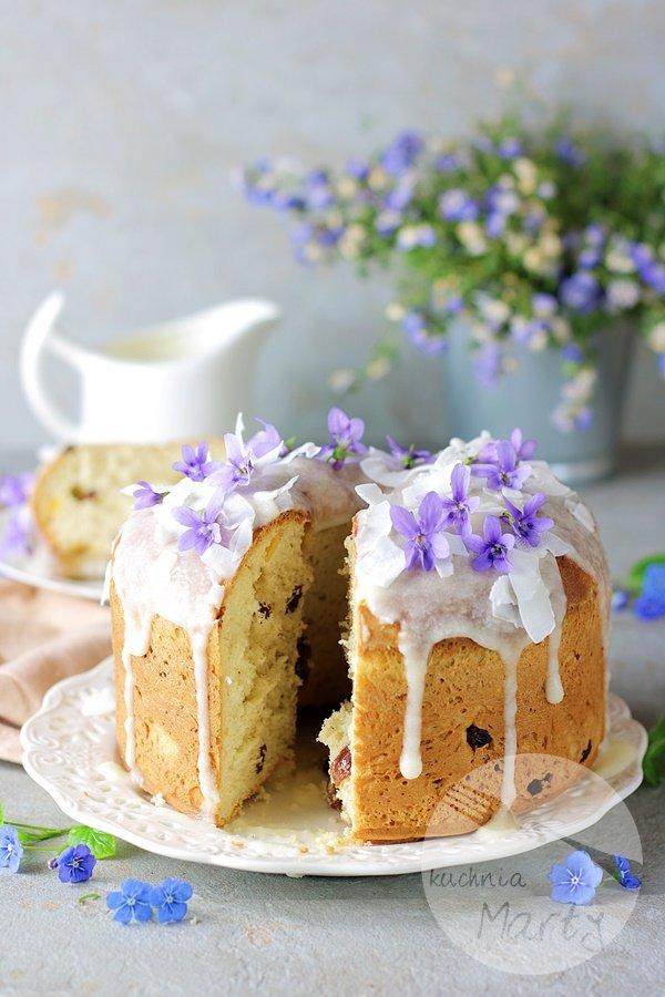 7965 - Drożdżowe ciasto Wielkanocne