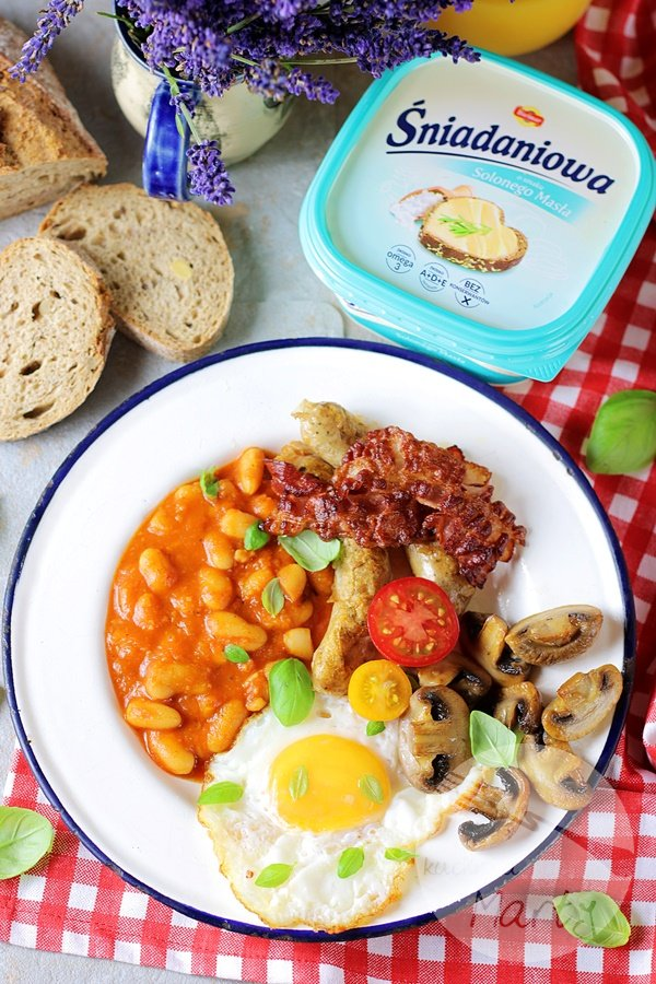 9025 - Angielskie śniadanie