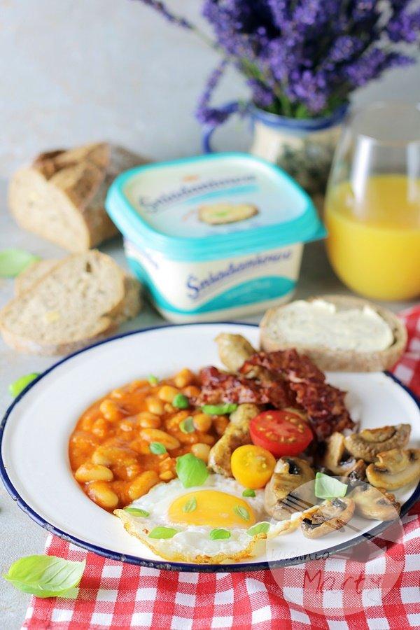 9095 - Angielskie śniadanie