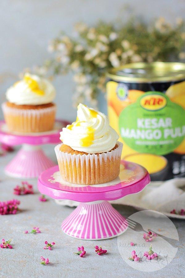 1592 - Babeczki z mango
