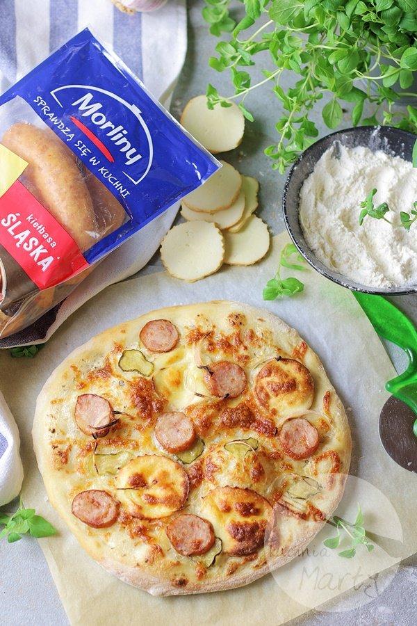 2769 - Biała pizza po morlińsku