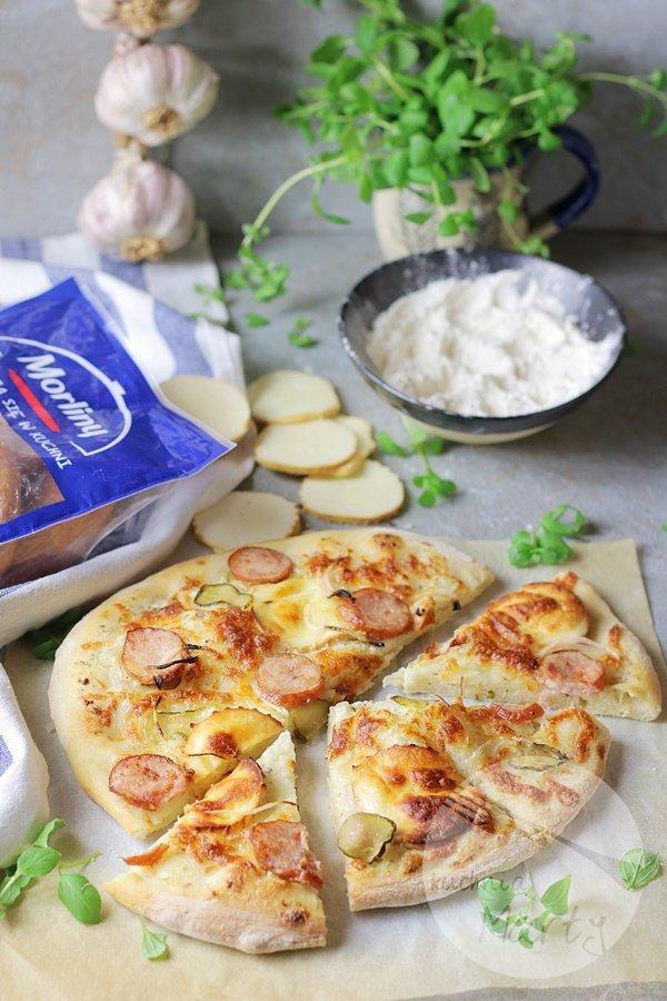 2936 - Biała pizza po morlińsku