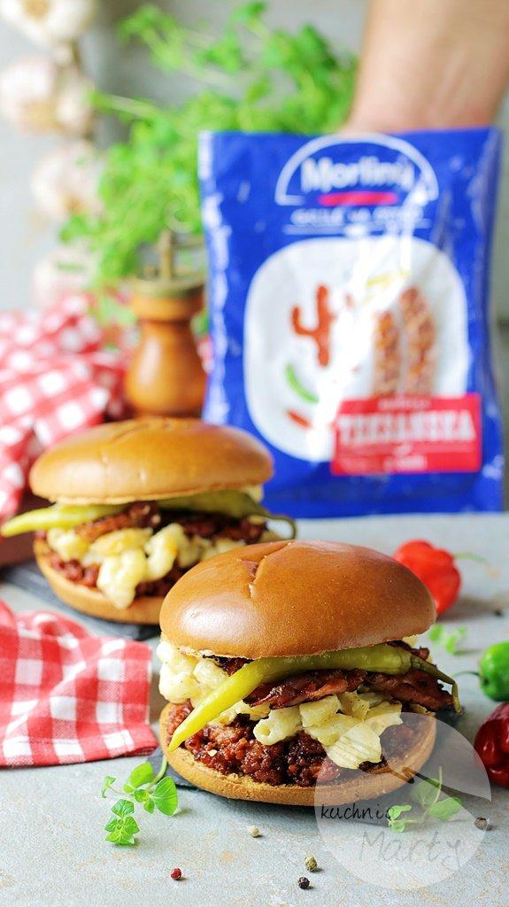 3590 - Burger Mac&Cheese po Morlińsku