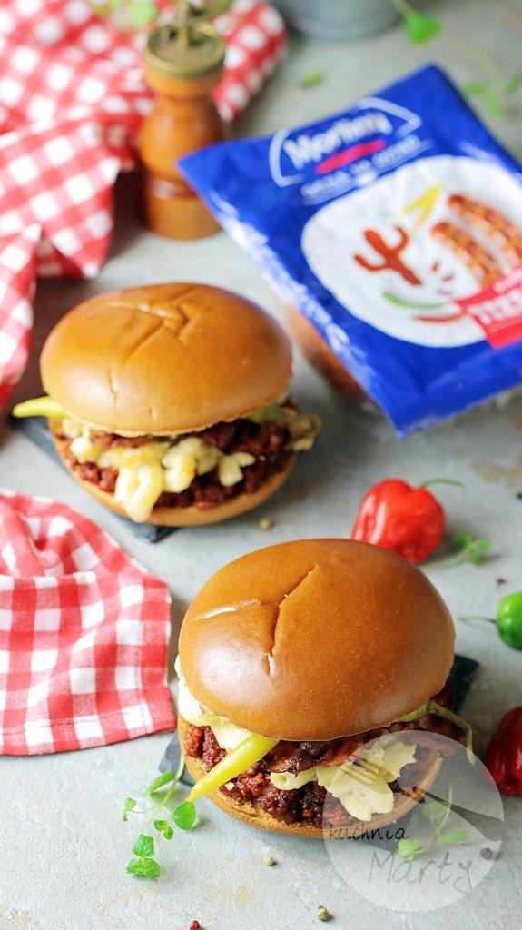 3596 - Burger Mac&Cheese po Morlińsku