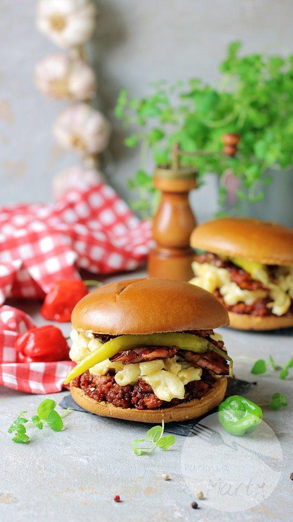 3614 - Burger Mac&Cheese po Morlińsku