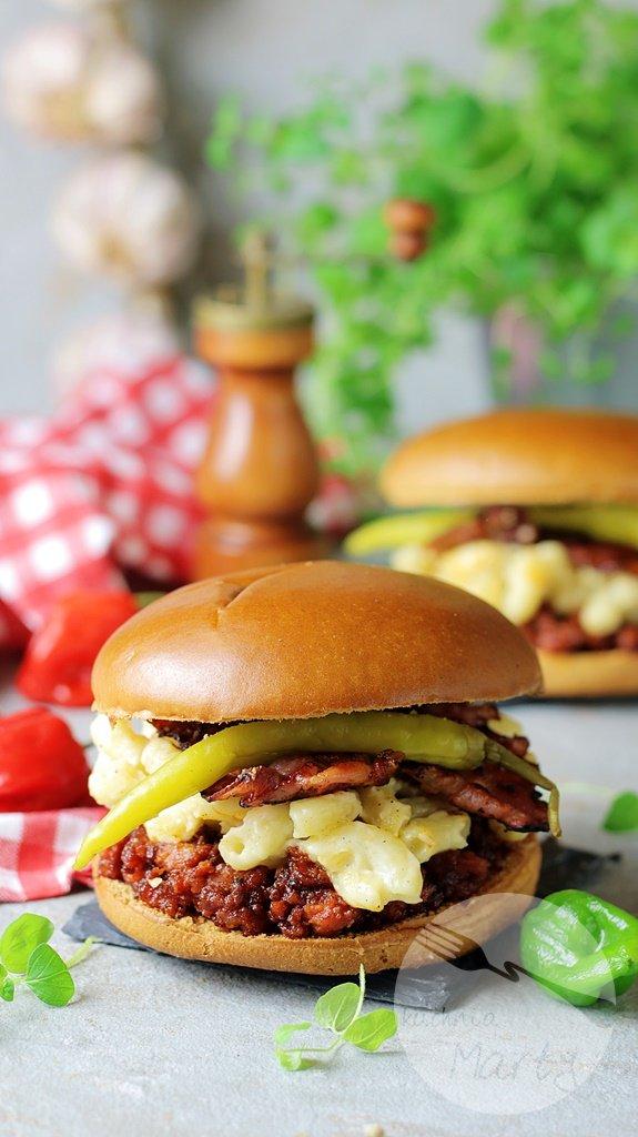 3619 - Burger Mac&Cheese po Morlińsku