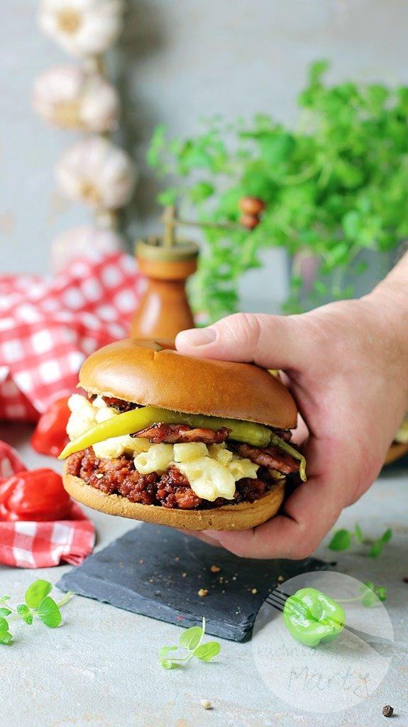 3621 - Burger Mac&Cheese po Morlińsku
