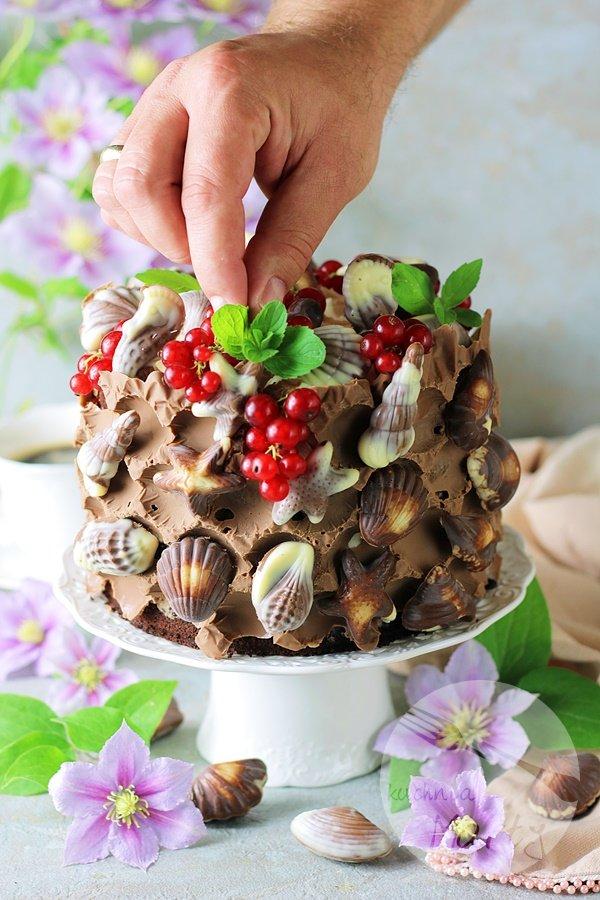 9180 - Tort czekoladowy
