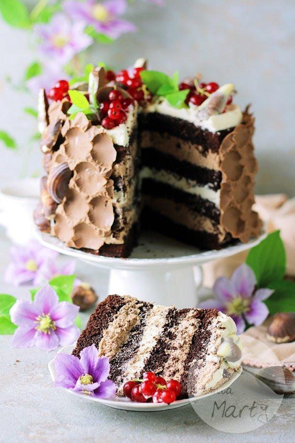 9193 - Tort czekoladowy