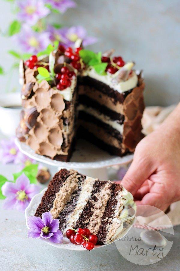9209 - Tort czekoladowy