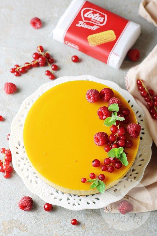 4603 - Tort z musem mango
